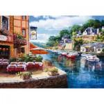 Puzzle  Educa-15807 Pont-Aven, Frankreich