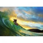 Puzzle  Educa-15970 Surfen