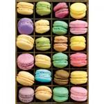 Puzzle  Educa-15989 Macarons