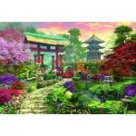 Puzzle  Educa-16019 Japanischer Garten