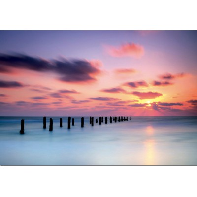 Puzzle Educa-16304 Farben Des Sonnenunterganges