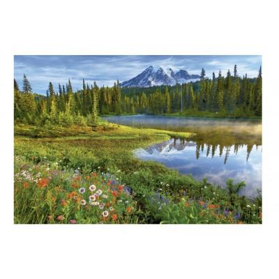 Puzzle Educa-16309 Mount-Rainier-Nationalpark, USA