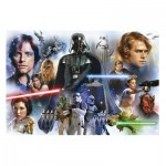 Puzzle  Educa-16321 Star Wars