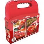 Educa-16509 2 Puzzles - Cars