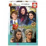 Puzzle  Educa-16552 Disney - Descandants - Die Nachkommen