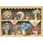 Puzzle  Educa-16645 Cupboard Garden