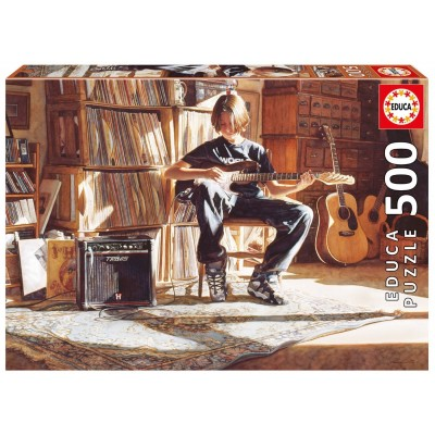 Puzzle Educa-16733 It's his Time Now