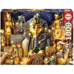 Puzzle  Educa-16751 Treasures of Egypt