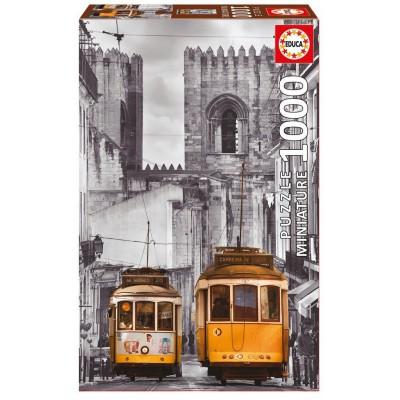 Puzzle Educa-16763 The Alfama District, Lisbon