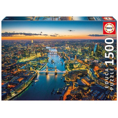 Puzzle Educa-16765 London Aerial View
