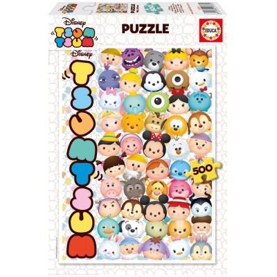Puzzle Educa-16787 Disney - Tsum Tsum