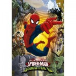 Puzzle  Educa-17155 Spider-Man