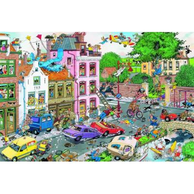 Puzzle Jumbo-00981 Vendredi 13