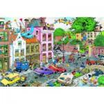 Puzzle  Jumbo-00981 Jan van Haasteren: Freitag der 13