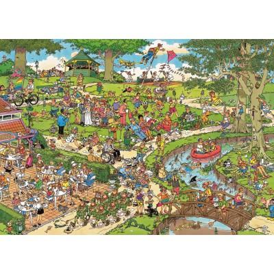Puzzle Jumbo-01496 Der Park