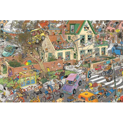 Puzzle Jumbo-01498 Der Sturm