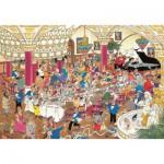 Puzzle  Jumbo-01642 Jan van Haasteren: Hochzeit