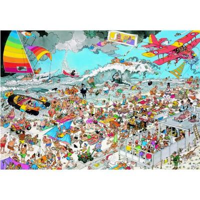 Puzzle Jumbo-01652 Am Strand