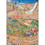 Puzzle  Jumbo-01666 Olympiade