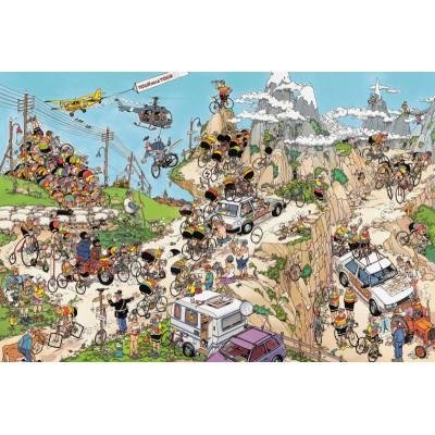 Puzzle Jumbo-02086 Tour de France