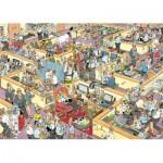 Puzzle  Jumbo-17014 Das Büro