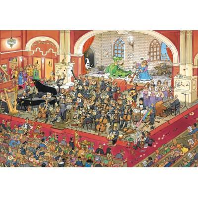Puzzle Jumbo-17222 Jan Van Haasterne: Die Oper