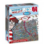 Puzzle  Jumbo-17249 Where's Wally? - Tiefseetaucher