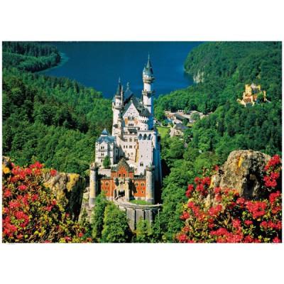 Puzzle Jumbo-17323 Schloss Neuschwanstein