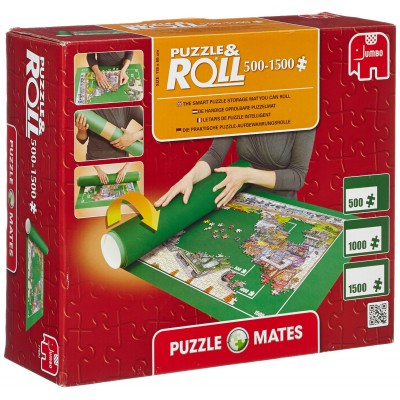 Jumbo-17690 Puzzle-Teppich - 500 bis 1500 Teile