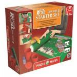 Jumbo-17951 Puzzle&Roll - Starter-Set - 500 bis 1000 Teile