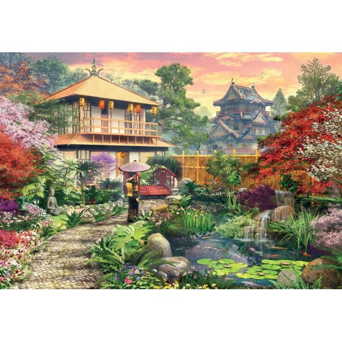 Dominic Davison: Japanischer Garten
