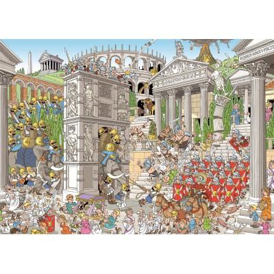 Puzzle Jumbo-19203 Rob Derks - Die Römer