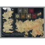 Puzzle  Jumbo-19317 Game of Thrones