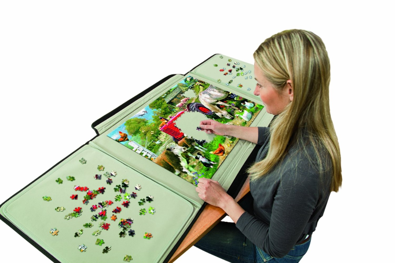 puzzle koffer f r puzzle bis zu 1500 teilen puzzle online. Black Bedroom Furniture Sets. Home Design Ideas