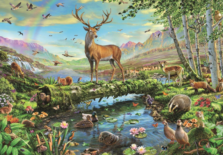 Gerald Scott Artist Paintings