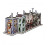 Wrebbit-3D-1010 Puzzle 3D - Harry Potter: Diagon Alley