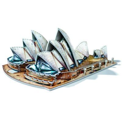 Wrebbit-3D-2006 3D Puzzle - Sydney Opera House
