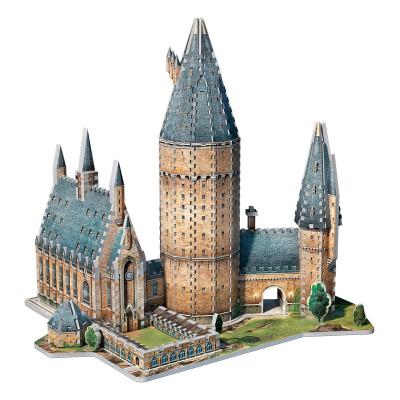 Wrebbit-3D-2014 3D Puzzle - Harry Potter: Hogwarts - Great Hall