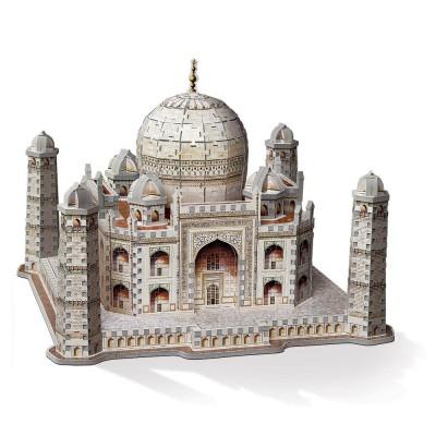 Wrebbit-3D-34505 3D Puzzle - Indien: Taj Mahal