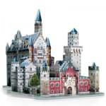 Wrebbit-3D-34506 3D Puzzle - Deutschland: Schloss Neuschwanstein