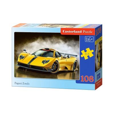Puzzle Castorland-010042 Pagani Zonda