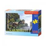 Puzzle  Castorland-010073 Tyrannosaurus