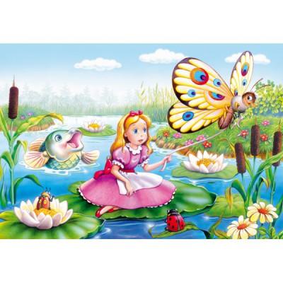 Puzzle Castorland-012763 Thumbelina