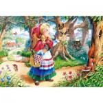 Puzzle  Castorland-012770 Rotkäppchen