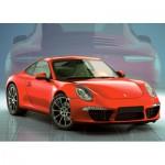 Puzzle  Castorland-018031 Porsche 911
