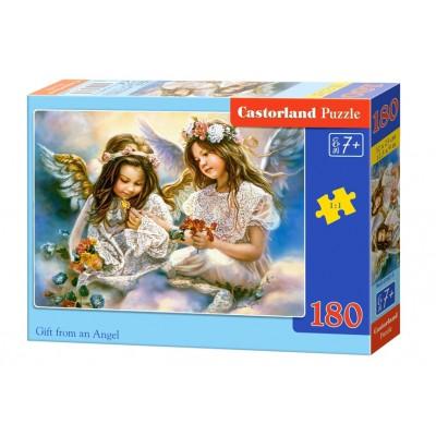 Puzzle Castorland-018215 Geschenk eines Engels