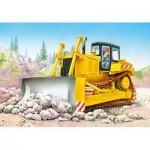 Puzzle  Castorland-02405-BM2 Bulldozer