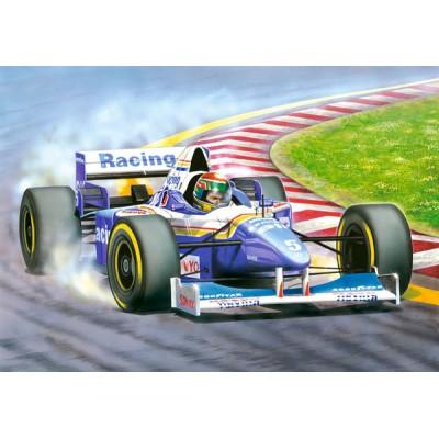 Puzzle Castorland-02405-BM6 Formel 1