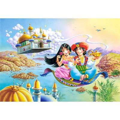 Puzzle Castorland-08521-B13 Aladdin