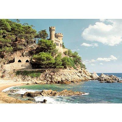 Puzzle Castorland-100774 Lloret de Mar, Spain